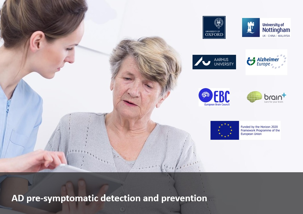 "AD Detect and Prevent at Brain Conference ""Understanding and targeting Alzheimer's disease"""